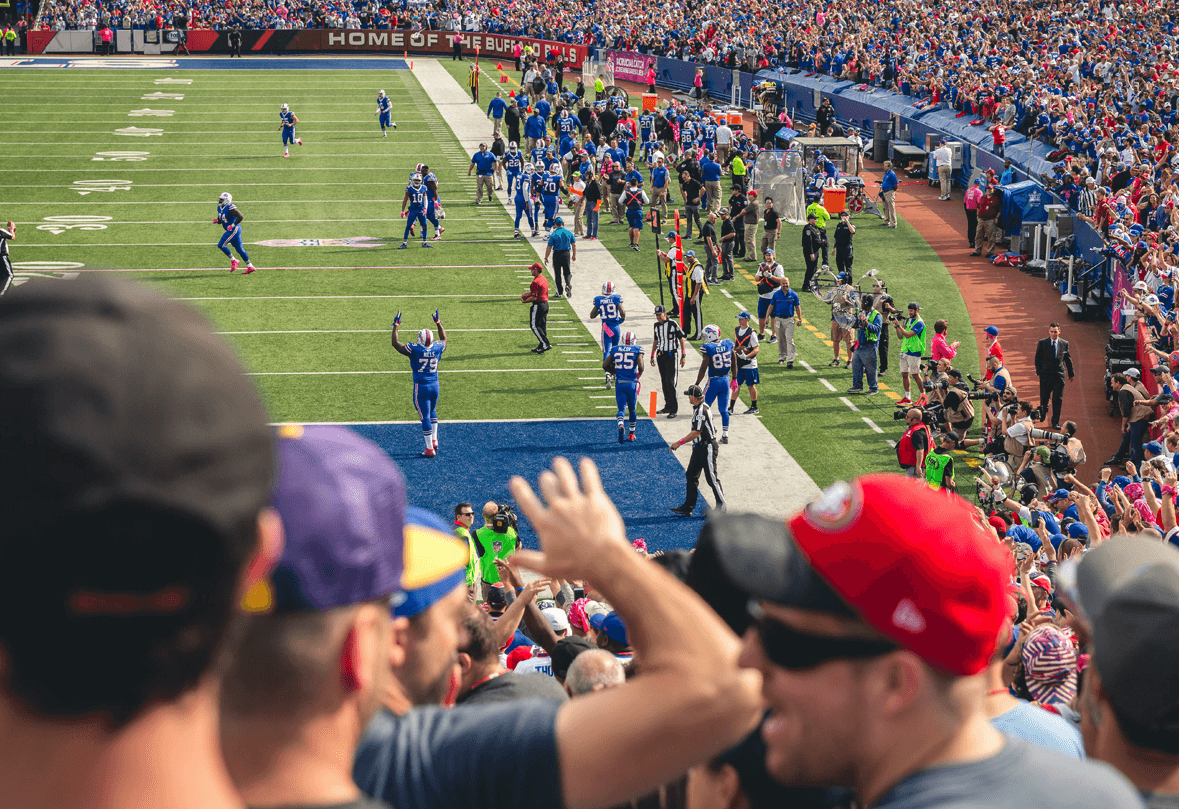 Buffalo Bills Road Trip