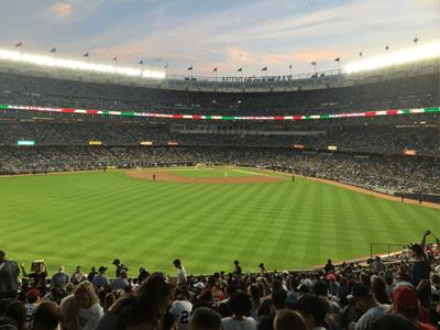 Toronto Blue Jays at New York Yankees Bus Tour