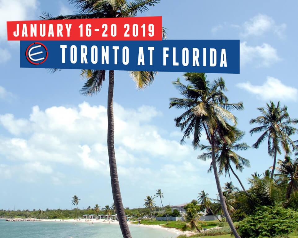 Toronto Maple Leafs at Florida Hockey Road Trip