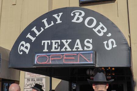 Billy Bob's Fort Worth Texas