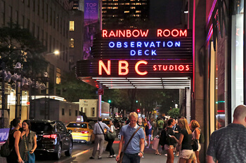 New York City NBC Studios Tours
