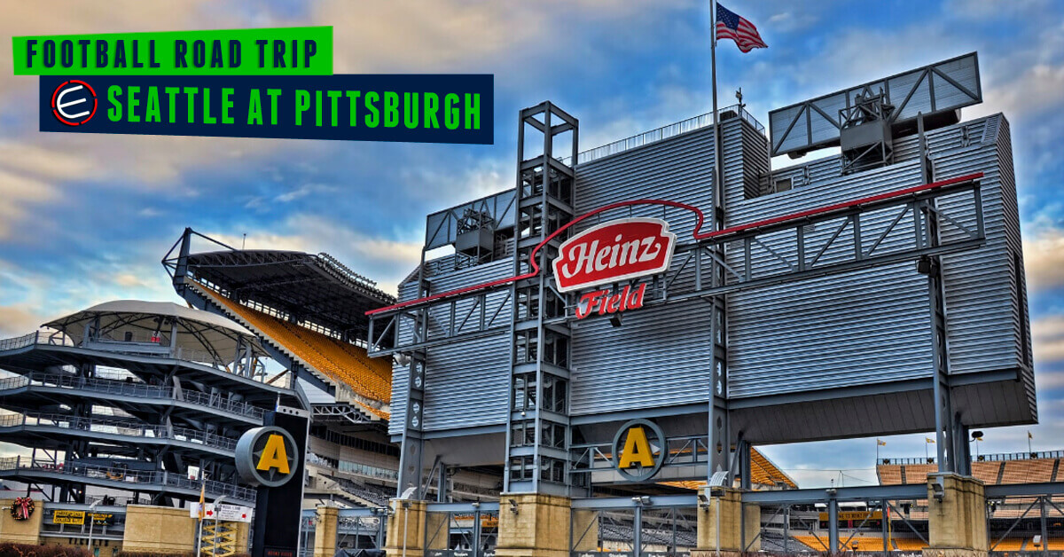 Seattle Seahawks at Pittsburgh Steelers Bus Tour