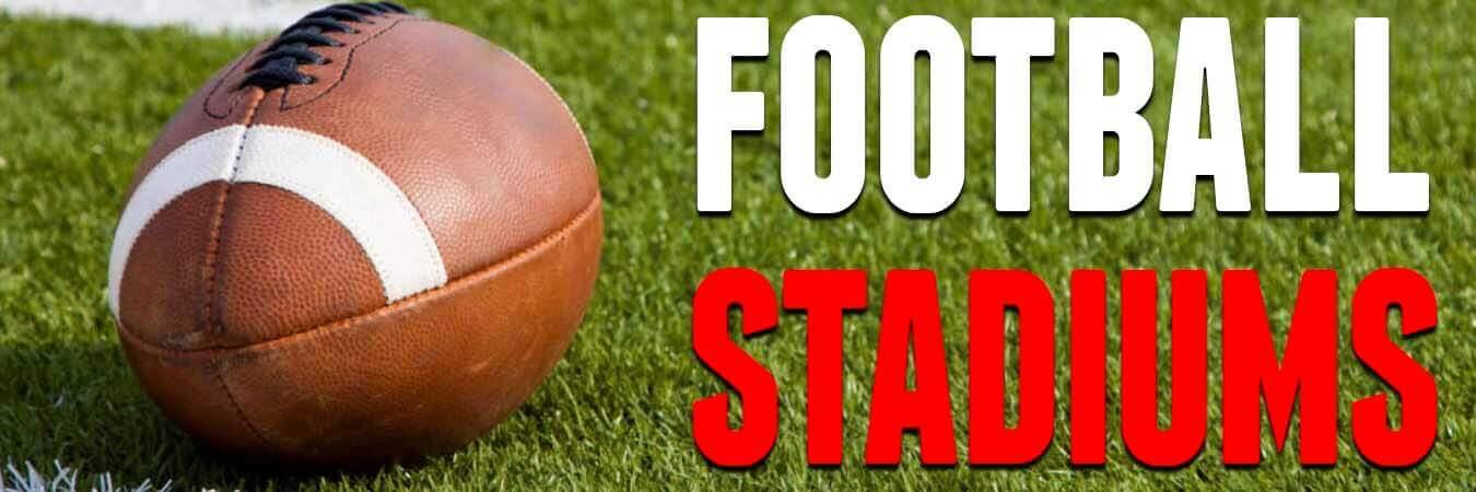 Football Stadiums - Where do they play?