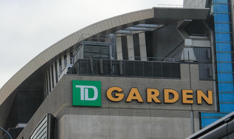 Where do the Boston Bruins Play Hockey?