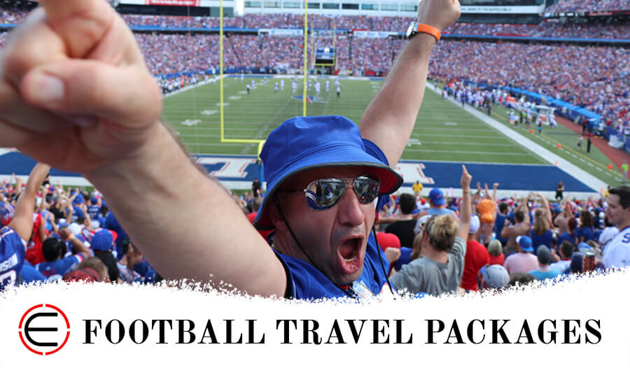 Carolina Panthers Travel Packages