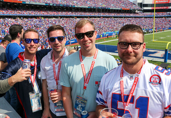 Buffalo Bills Bus Tours From Toronto