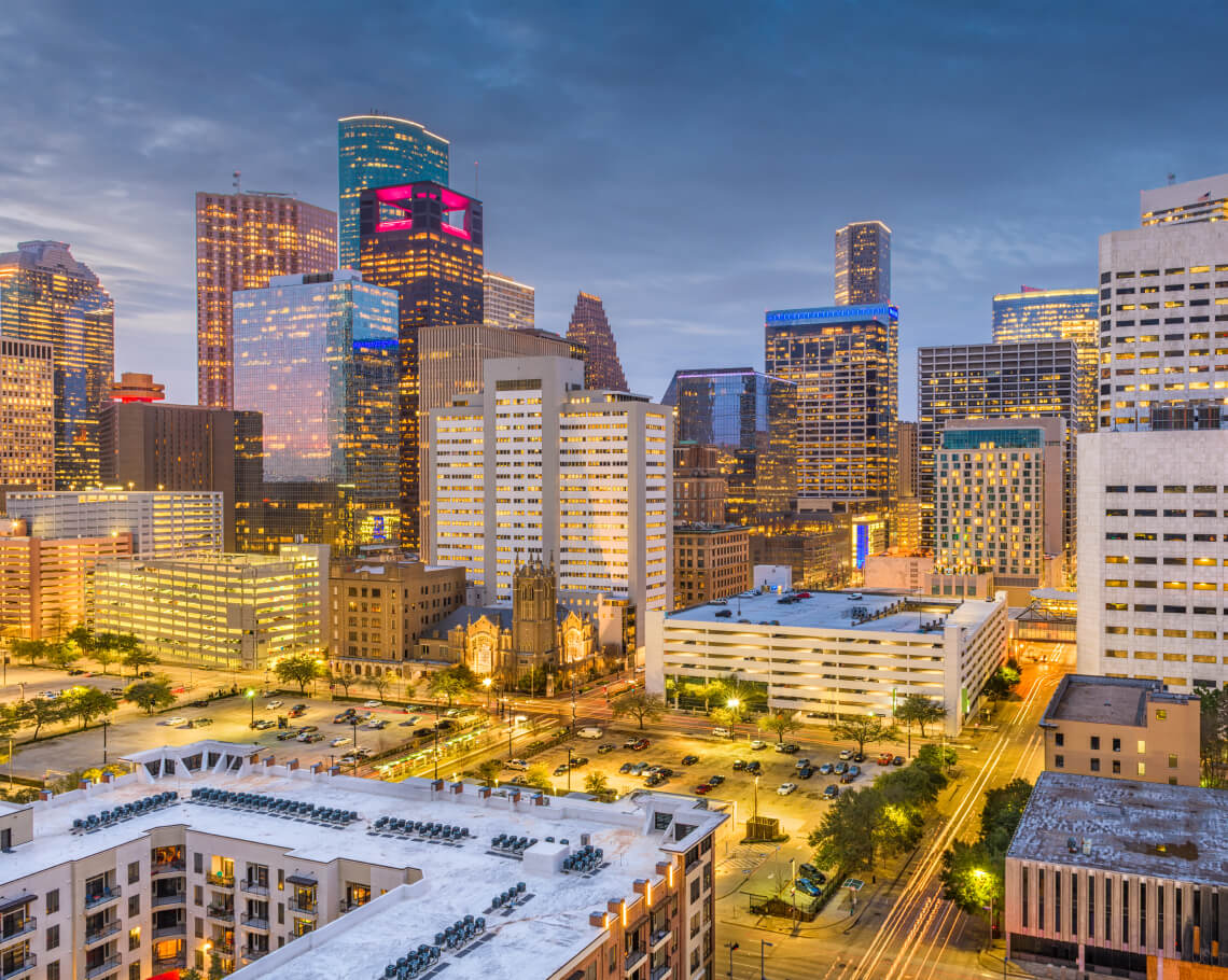 Houston Travel Packages