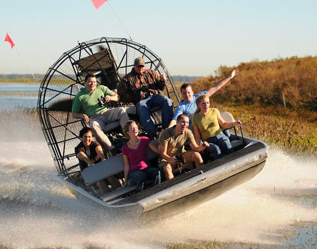 Florida Everglades Airboat Tours