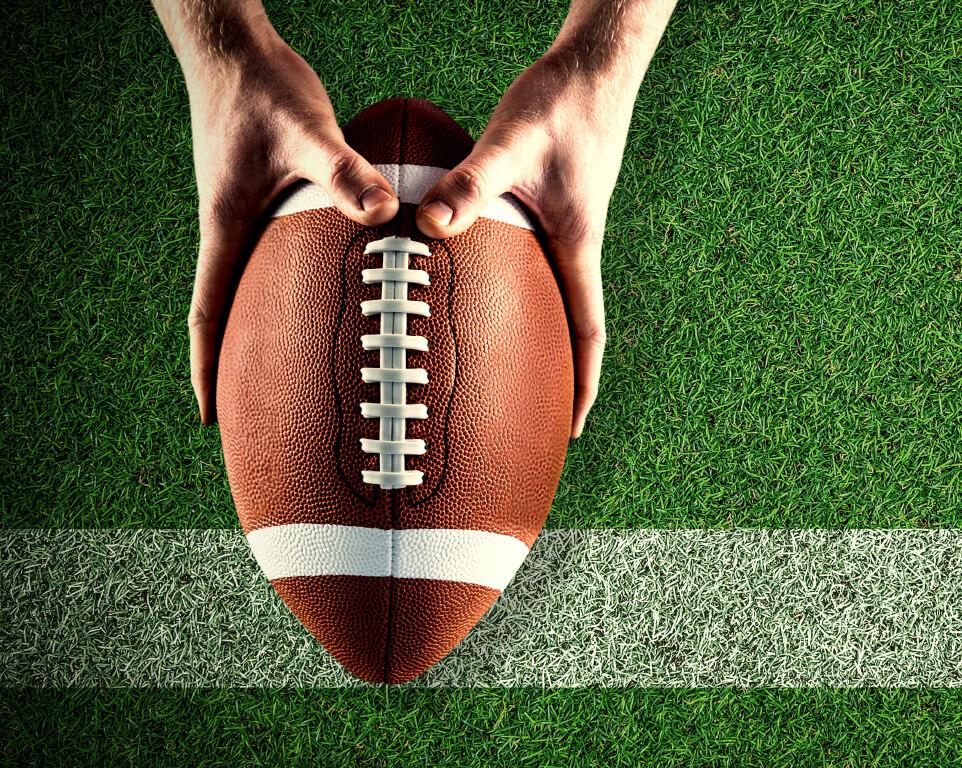 Where do the Washington Redskins play football?