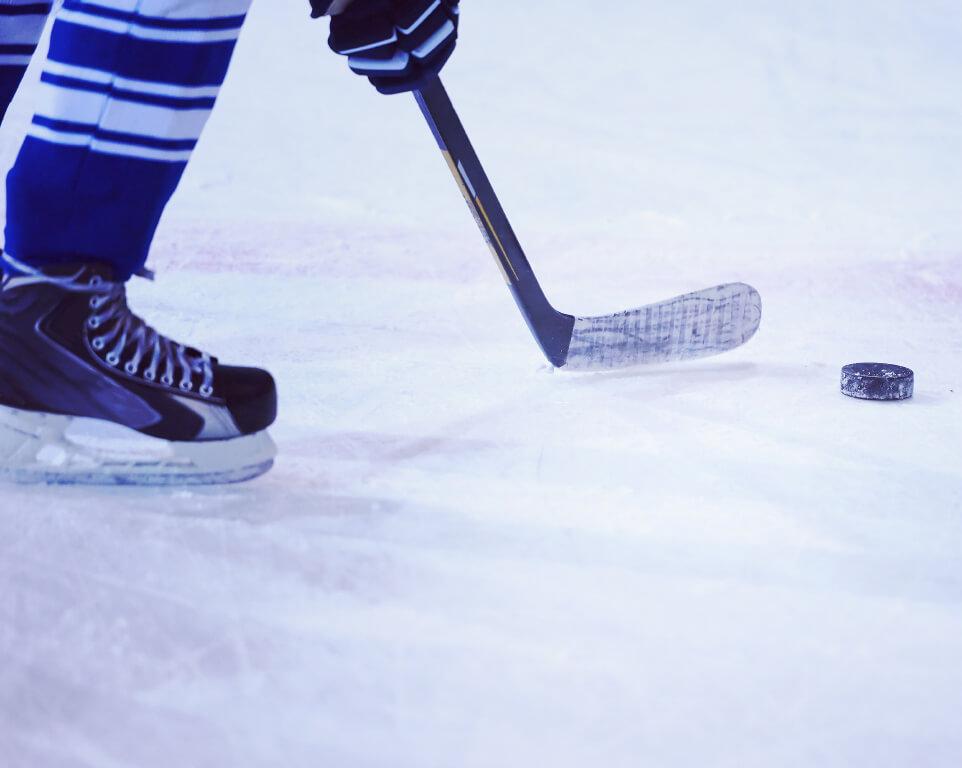 Where do the Washington Capitals play hockey?