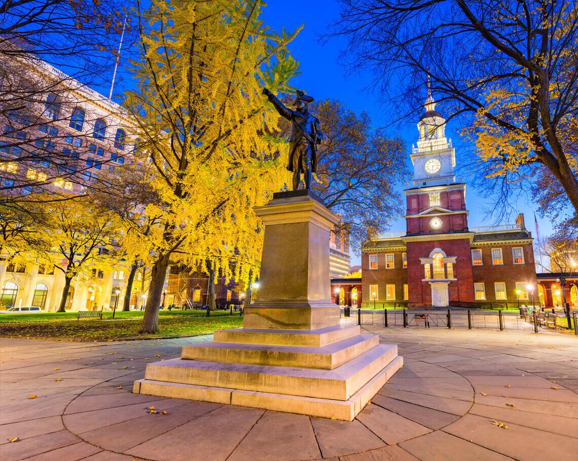 Philadelphia Travel Packages