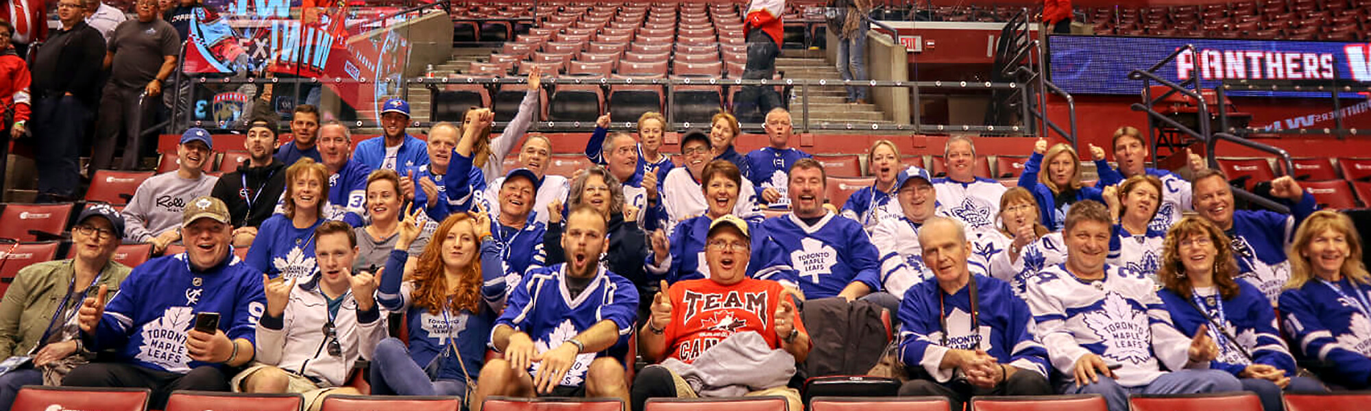 Toronto Maple Leafs Florida Hockey Road Trip