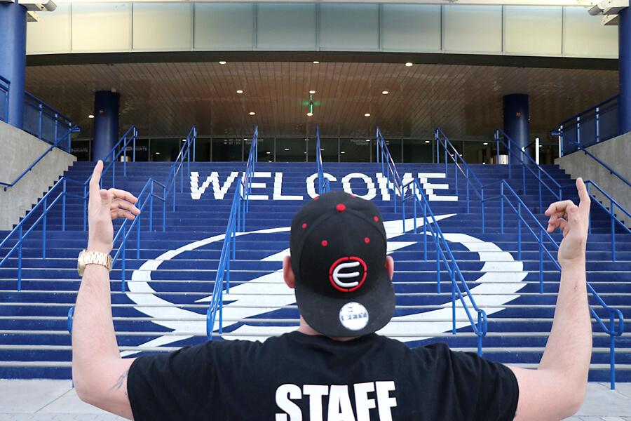 Amalie Arena Tampa Bay Lightning