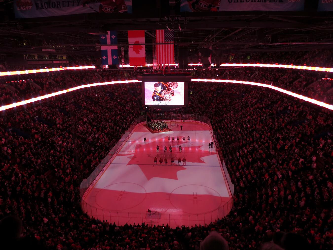 Elite Sports Tours Leafs Canadiens Road Trip