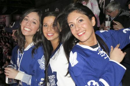 Leafs Habs Elite Sports Tour Road Trip