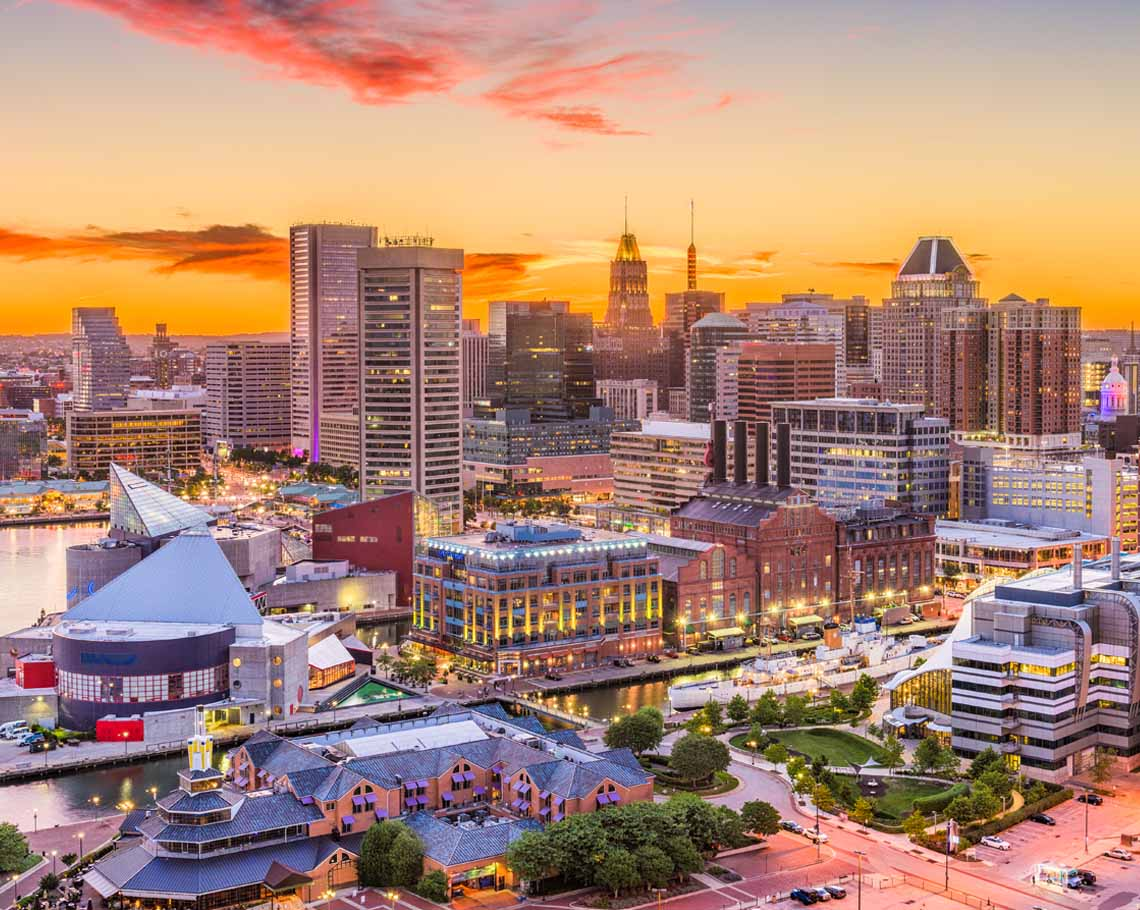 Baltimore Travel Packages