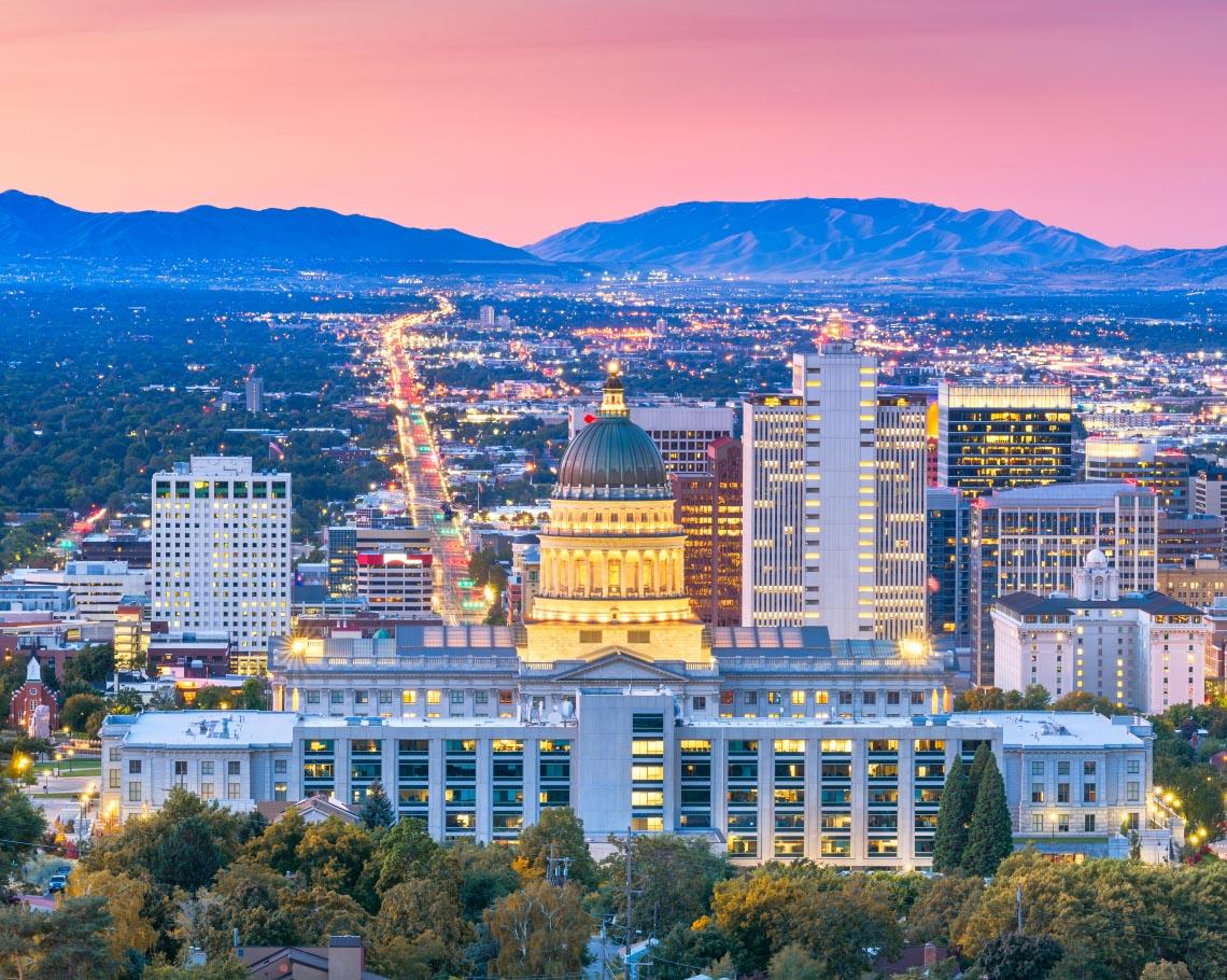 Salt Lake City Travel Packages
