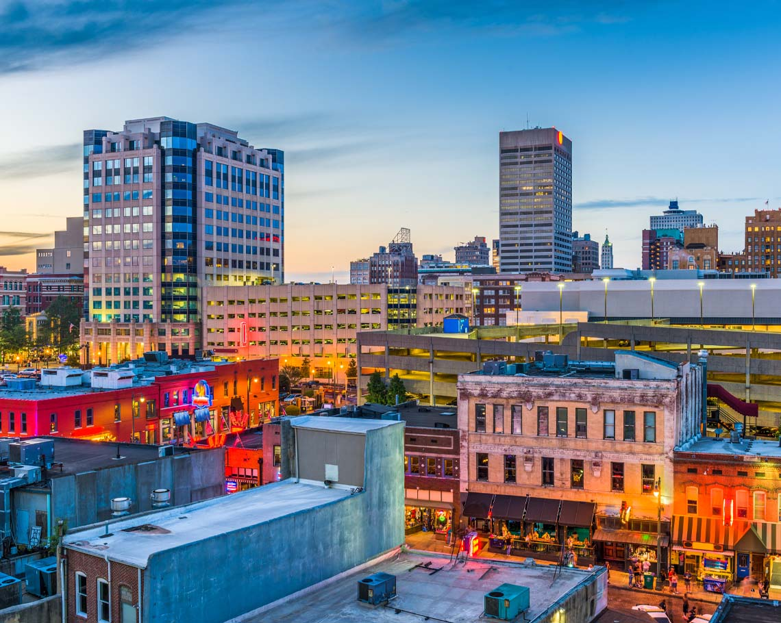 Memphis Travel Packages