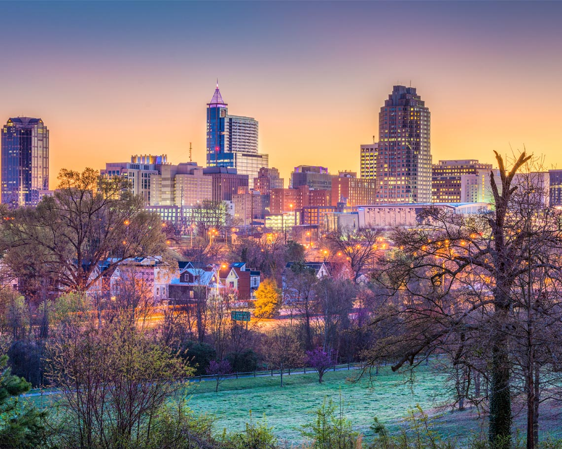 Raleigh Travel Packages