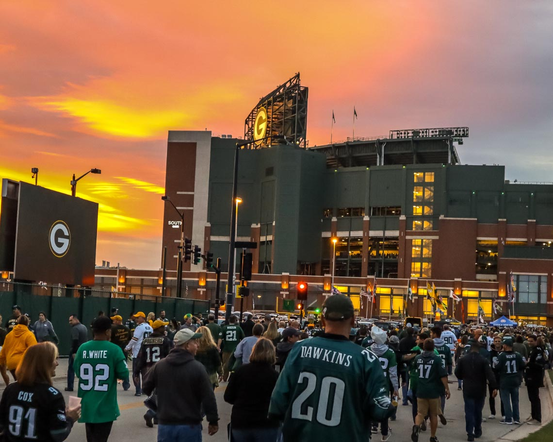 Green Bay Travel Packages