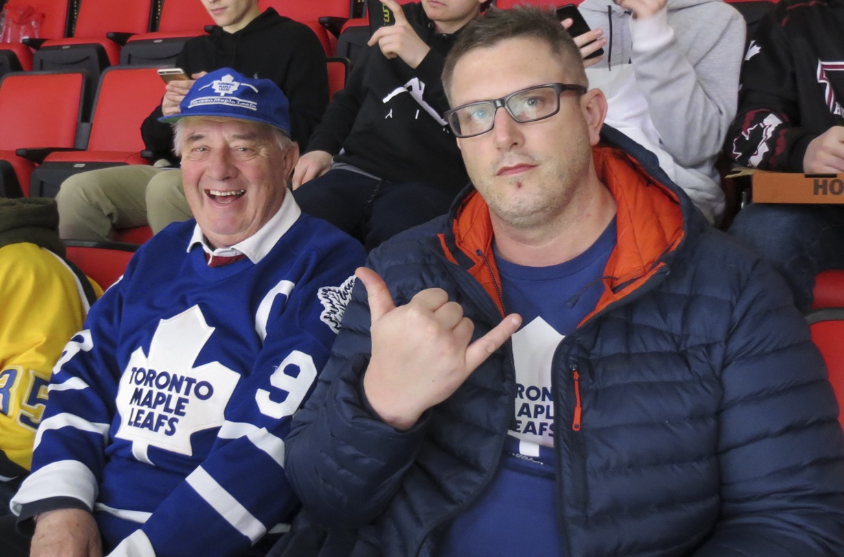 Toronto Maple Leafs Road Trip
