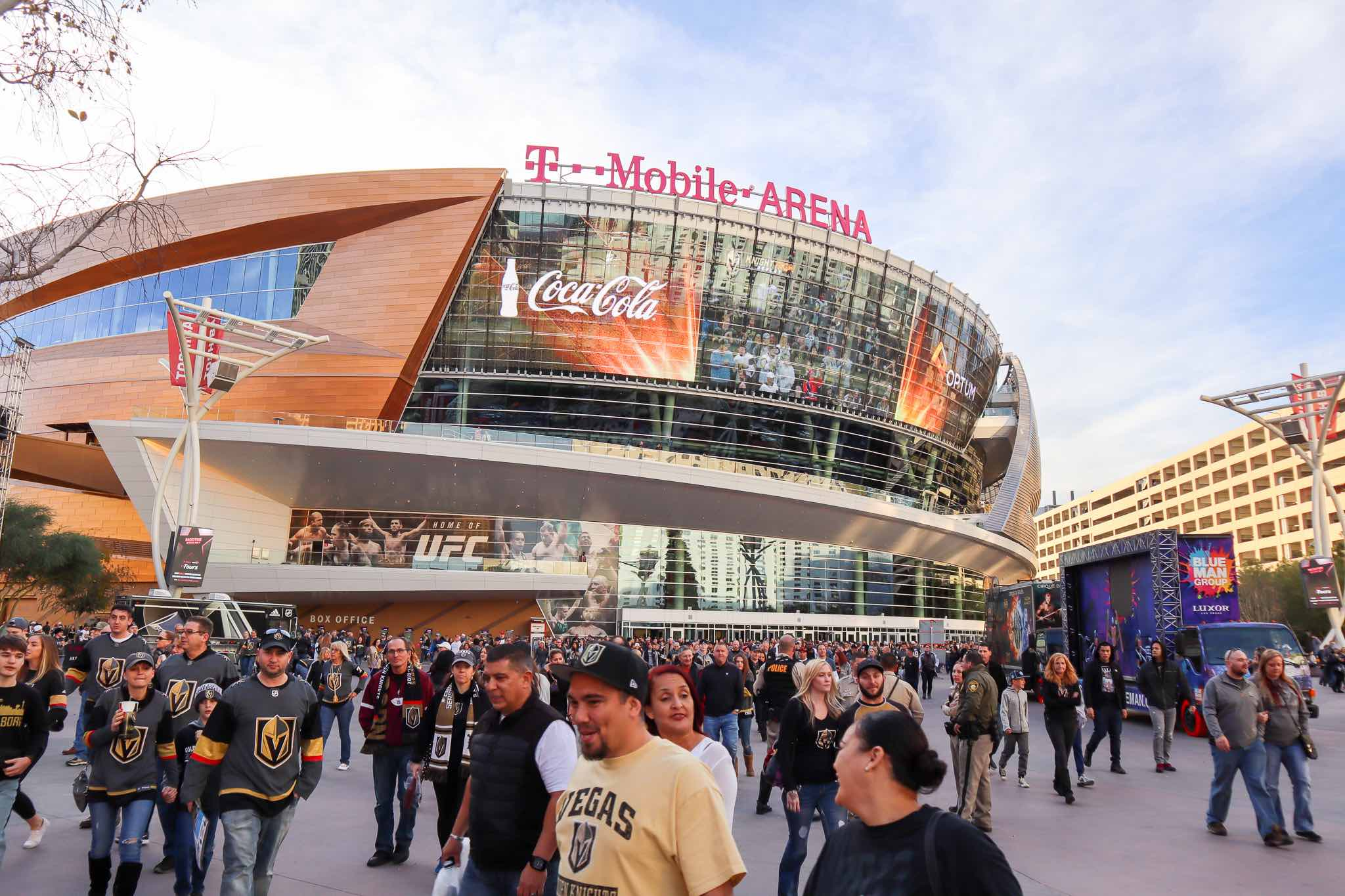 vegas golden knights hockey travel packages