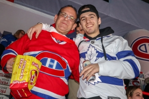 Toronto Maple Leafs at Montreal Canadiens Hockey Road Trip Feb 8-10 2019