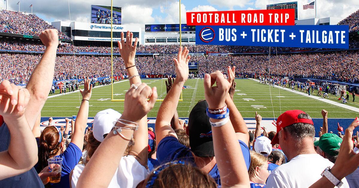 Buffalo Bills Bus Tours