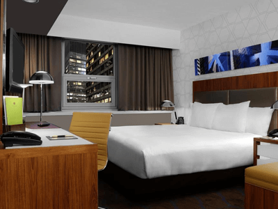 Toronto Blue Jays Hotel New York Doubletree Hilton