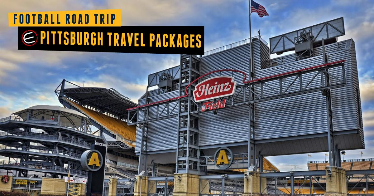 Pittsburgh Steelers Road Trips