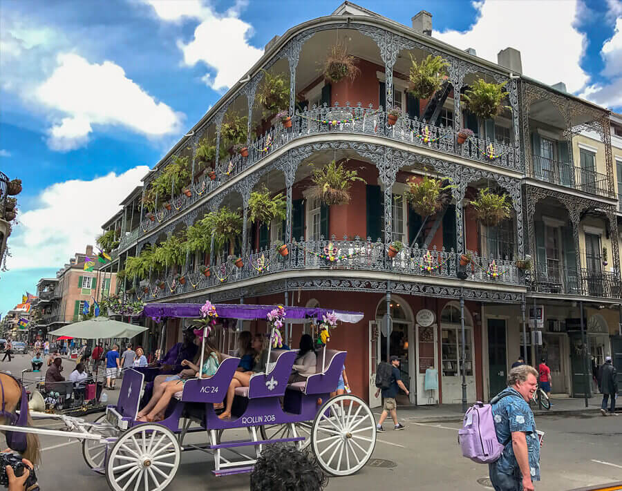 New Orleans Travel Packages