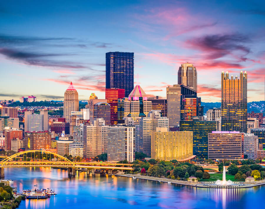 Pittsburgh Travel Packages