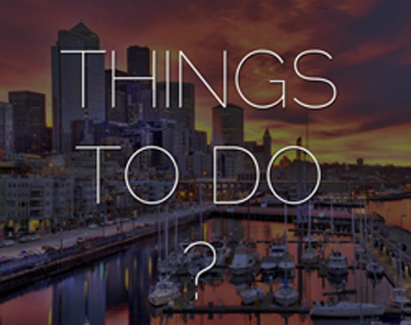 Things To Do?