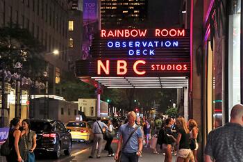 New York City NBC Studios Tours