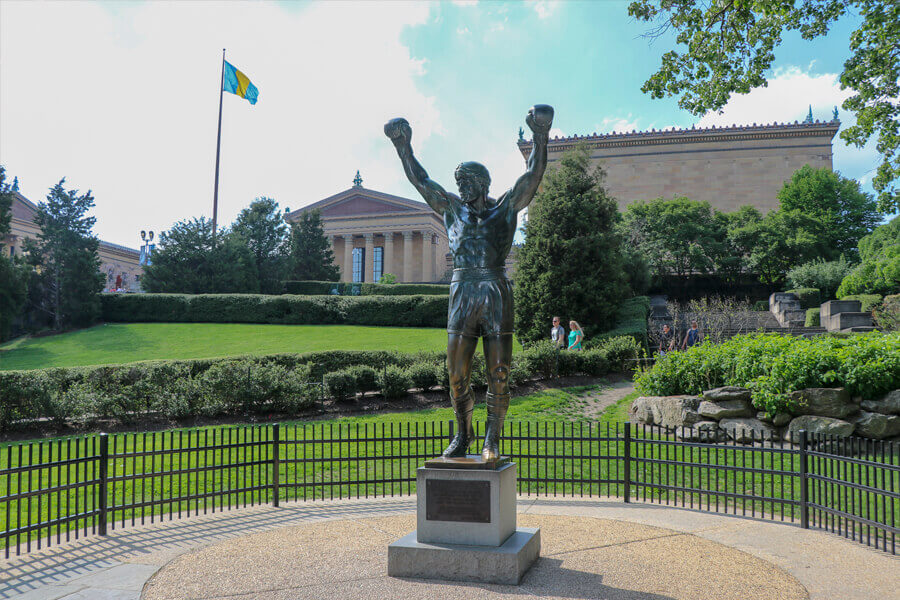 Philadelphia Travel Packages - Rocky Balboa Statue