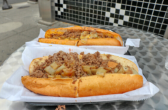 Jim's South Street - Best Philly Cheesesteak Philadelphia