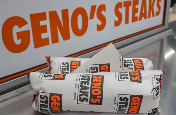 Geno's Steaks - Best Philly Cheesesteak Philadelphia