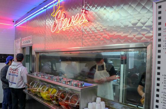 Steve's Prince of Steaks - Best Philly Cheesesteak in Philadelphia