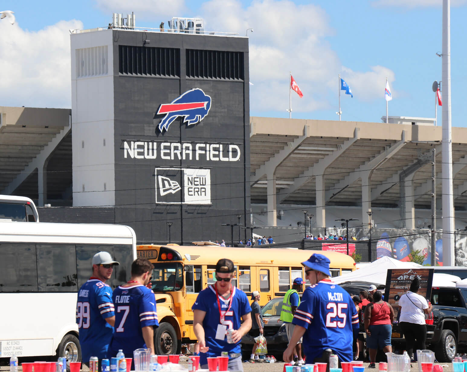 Buffalo Bills Travel Packages
