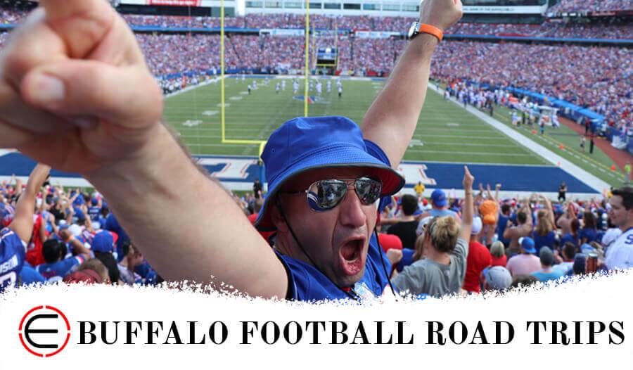 Buffalo Bills Bus Trips