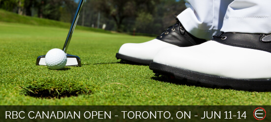 RBC Canadian Open Travel Packages