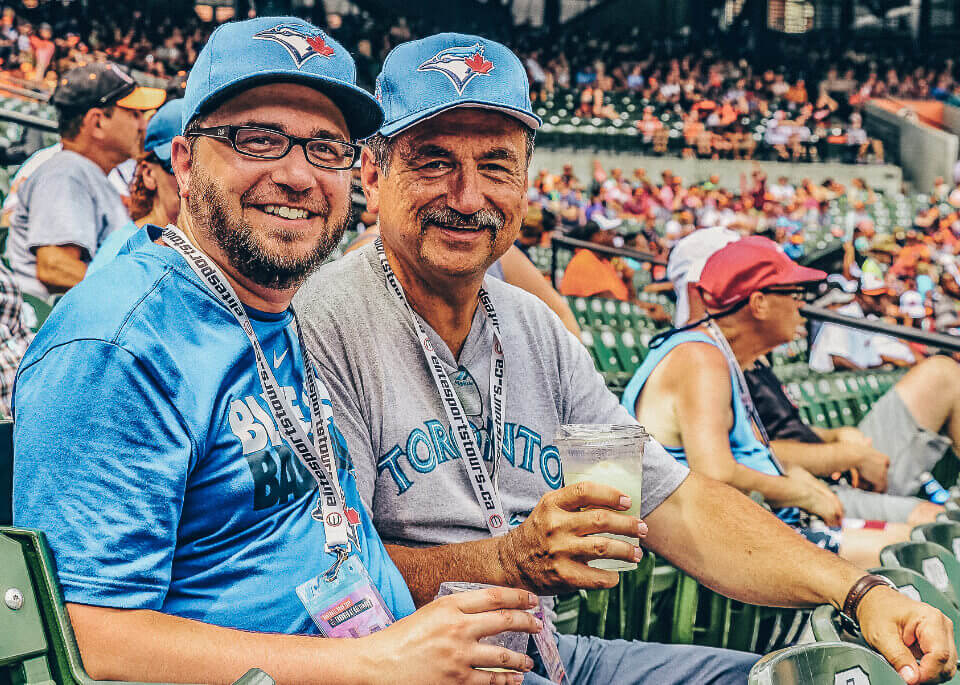 Toronto Blue Jays vs Seattle Mariners Road Trip