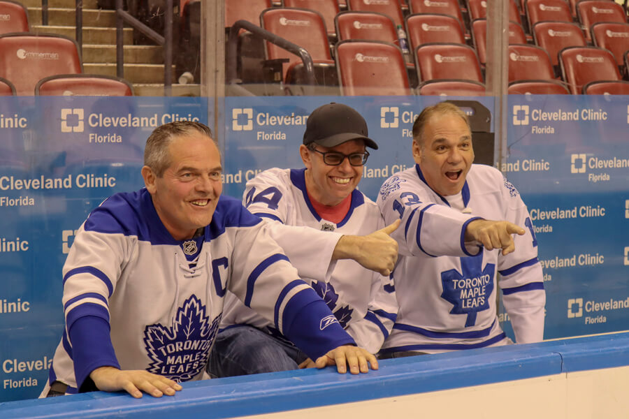 Maple Leafs Vacation Packages