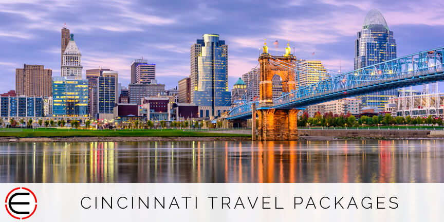 Cincinnati Travel Packages
