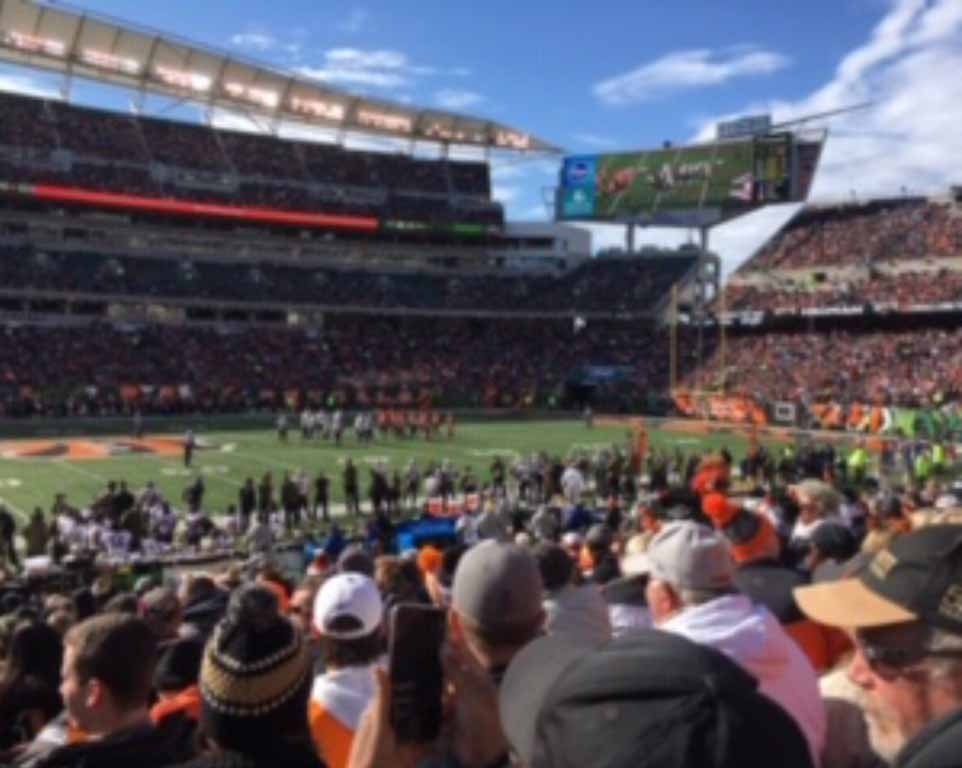 Cincinnati Bengals Travel Packages