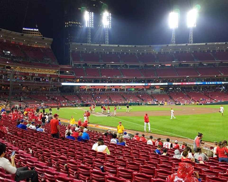 Cincinnati Reds Travel Packages