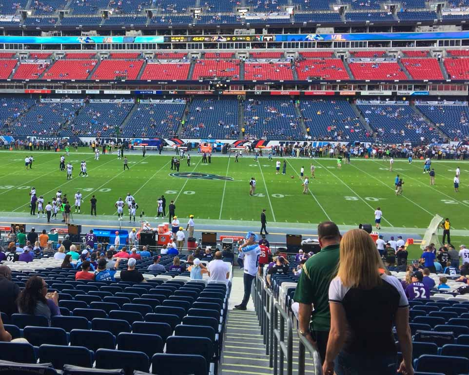 Tennessee Titans Travel Packages