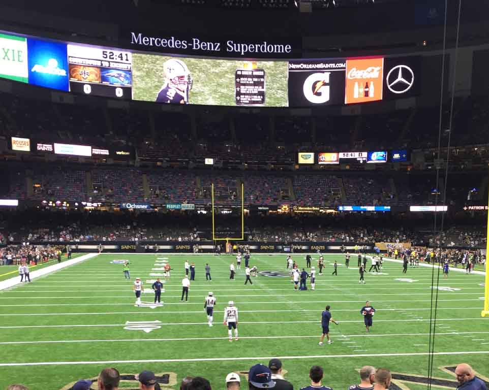 New Orleans Saints Travel Packages