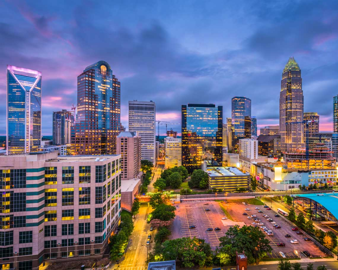 Charlotte Travel Packages