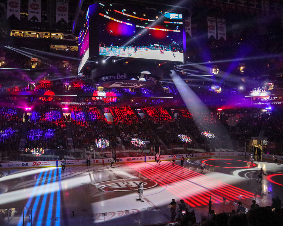 Montreal Canadiens Travel Packages